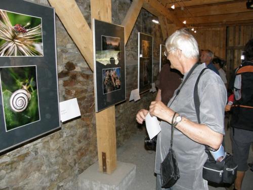 Vernisáž výstavy Bílé Karpaty