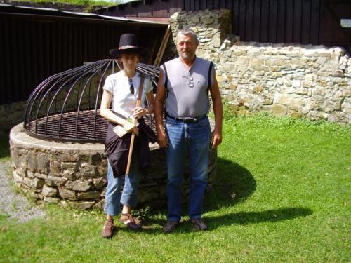 Jubilejní návštěvníci 2008