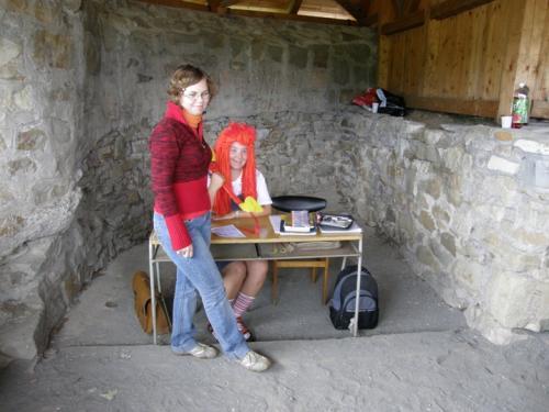 Pohádkový hrad 24.8.2008