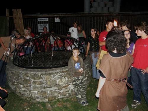 Strašidelný hrad 6.9.2008