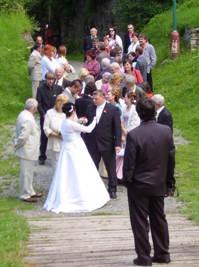Svatba 11.7.2009