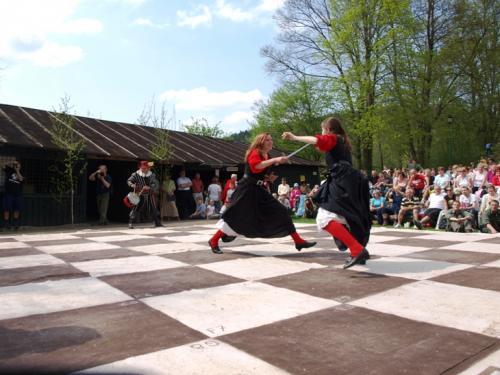 Slavnostní zahájení sezony 1.5.2010