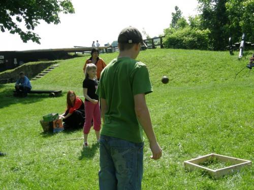 Dětský den s Valmontem 29.5.2010