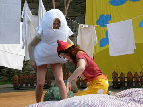 Jak šlo vejce na vandr 6.6.2010