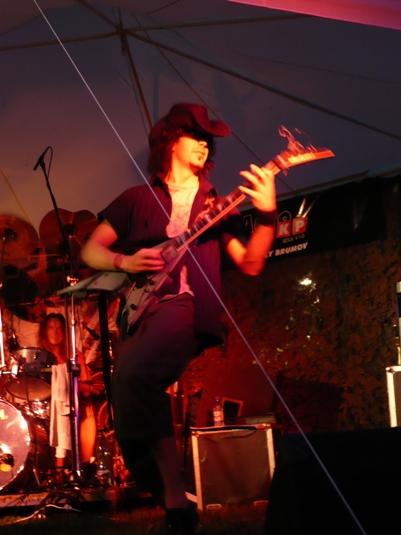 Rockové hradby IV 12.6.2010