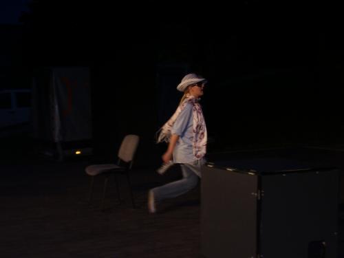 Elektrická puma 13.8.2010