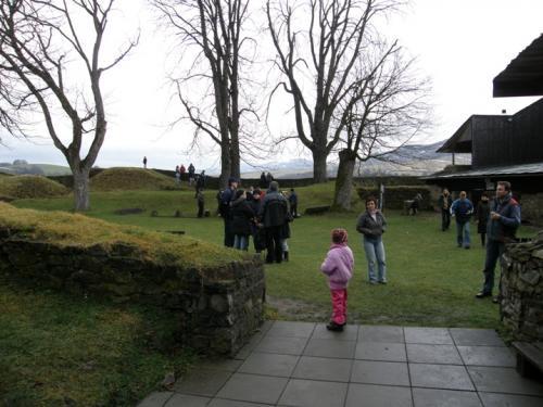 Štědrý den na hradě 2010