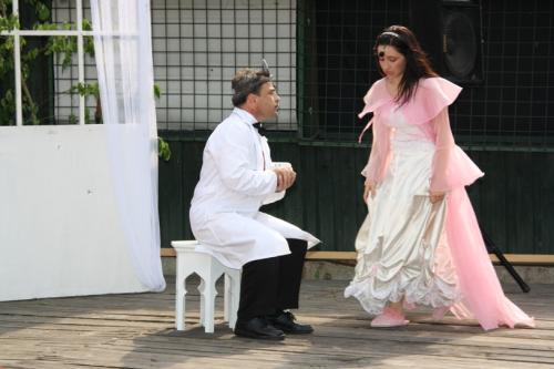 Jak rozesmát princeznu - divadlo 5.6.2011