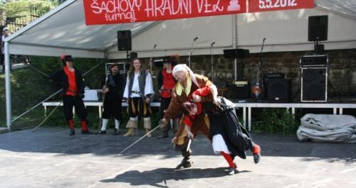 Slavnostní zahájení sezony 5.5.2012
