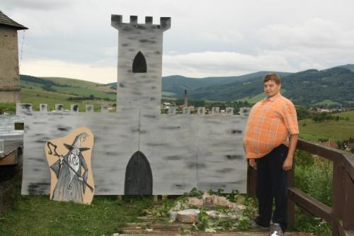 Pohádkový hrad 26.8.2012