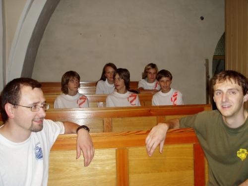 O Zlatý klíč k Brumovskému hradu 2007