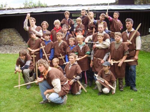 Přepadení rytíři 2007